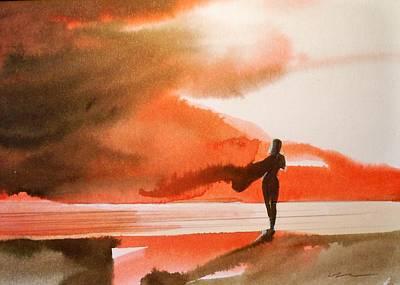 Suva  Art Print by Ed  Heaton