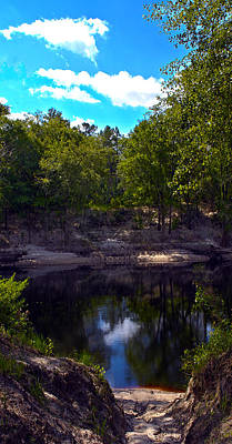 Photograph - Suwannee Crossing by Jeff Kurtz