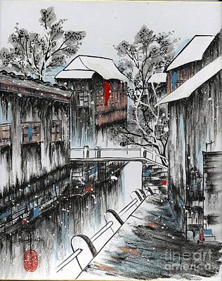 Painting - Suzhou by Linda Smith