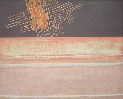 Abstracto Mixed Media - Sv340 Calle Bernardo by Ernesto Pedalino