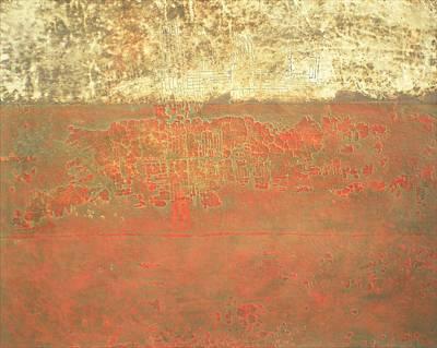 Abstracto Mixed Media - Sv517 Calle Del Furlani by Ernesto Pedalino