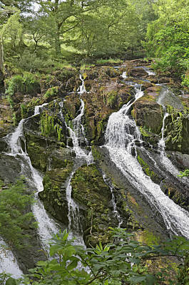 Photograph - Swallow Falls by Jane McIlroy