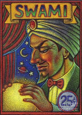 Swami Art Print by Thomas Sciacca