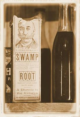 Photograph - Swamp Root  by Sheri McLeroy