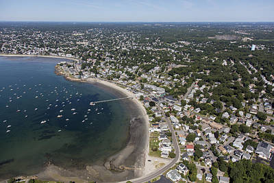 Photograph - Swampscott, Massachusetts Ma by Dave Cleaveland
