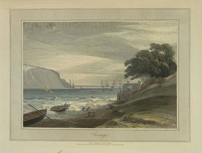 Swanage Art Print by British Library