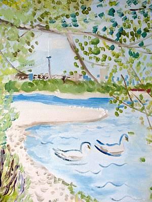 Swansea Original by Hilary Porado