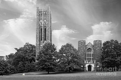 Swarthmore College Clothier Hall Art Print by University Icons