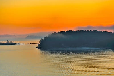 Photograph - Swedish Sunrise by Marianne Campolongo
