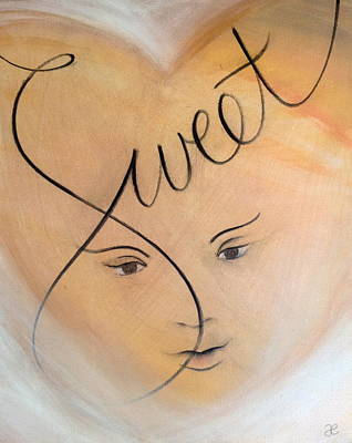 Painting - Sweet by Anna Elkins