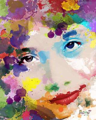 Women Digital Art - Sweet by Anthony Mwangi