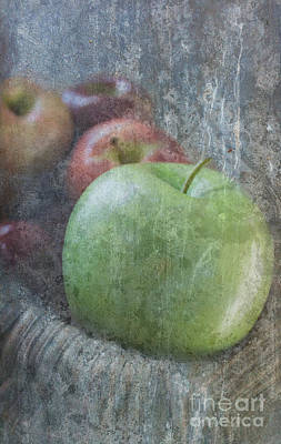 Sweet Apples Art Print by Arlene Carmel