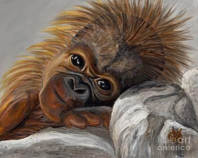 Sweet Baby Monkey Original