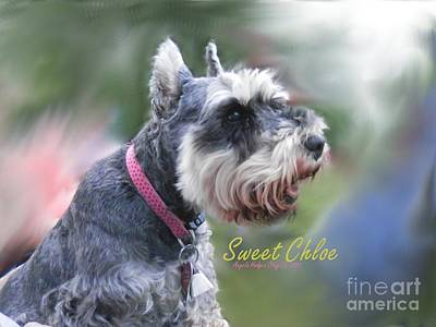 Digital Art - Sweet Chloe by Angelia Hodges Clay