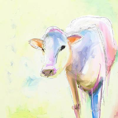 Rural Scenes Photograph - Sweet Cow by Cathy Walters
