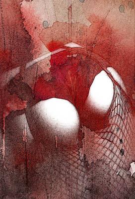 Couple Kissing Painting - Sweet Darling by Steve K