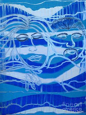 Sweet Dreams Print by Adriana Garces