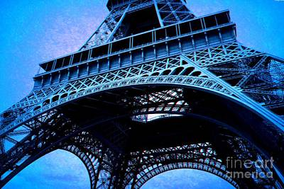 Sweet Dreams Photograph - Sweet Dreams Eiffel Tower by Carol Groenen