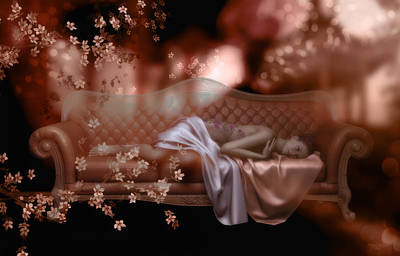Sweet Dreams Digital Art - Sweet Dreams by Shanina Conway