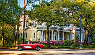 Sweet Home New Orleans 3 Print by Steve Harrington