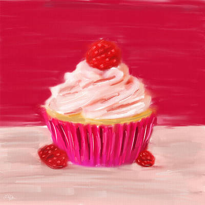 Sweet Indulgence Art Print by Lourry Legarde