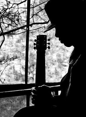 Photograph - Sweet Music Man by EG Kight