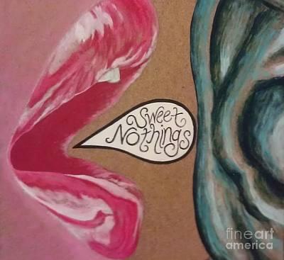 Painting - Sweet Nothings by Briana Nickas