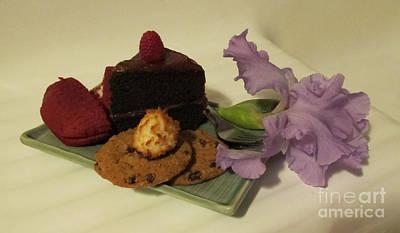 Chocoholic Photograph - Sweet Presentation by Arlene Carmel