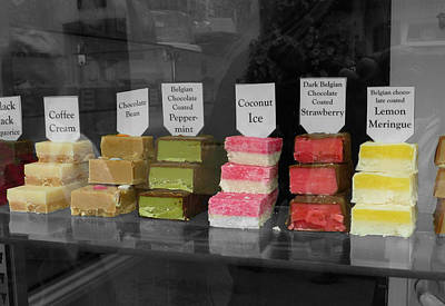 Display Window Photograph - Sweet Reflections by Connie Handscomb