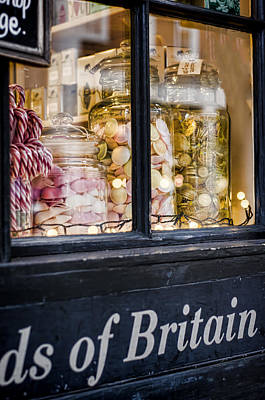 Photograph - Sweet Shop by Heather Applegate