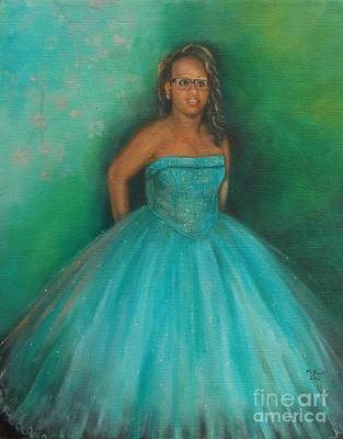 Painting - Sweet Sixteen by Marlene Book