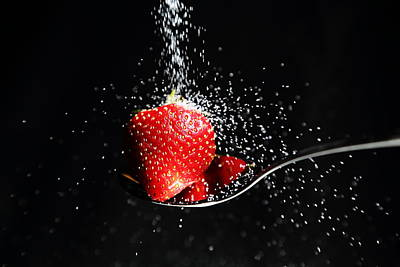 Photograph - Sweet Strawberry by David Andersen