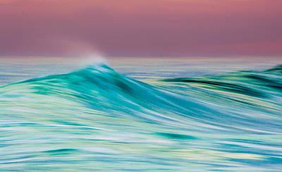 Photograph - Sweet Subtle Swell by Matt Nordstrom