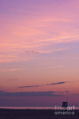 Pastel Sunset Photograph - Sweet Sunset by Angela Doelling AD DESIGN Photo and PhotoArt