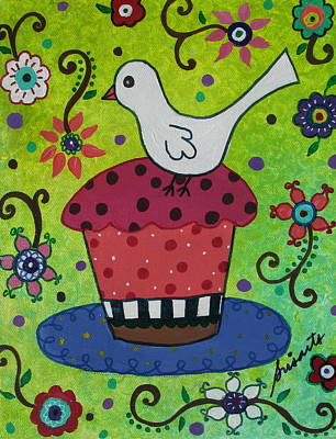Painting - Sweet Surprise by Pristine Cartera Turkus