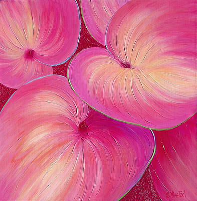 Sweet Tarts II Art Print by Sandi Whetzel