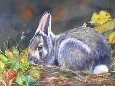 Sweet Temptation Print by Patricia Pushaw