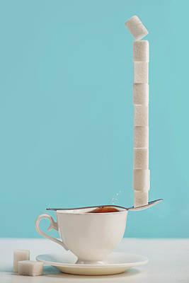 Cutlery Wall Art - Photograph - Sweet Tooth by Dina Belenko