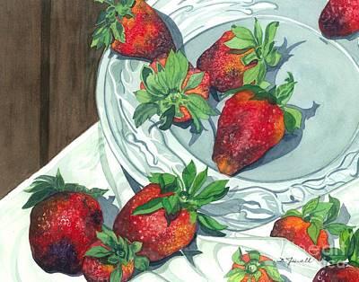 Painting - Sweet Treats by Barbara Jewell