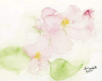 Sweetest Blossoms Of Spring Art Print