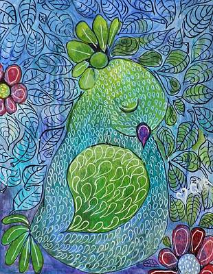 Painting - Sweetie by Jann Elwood
