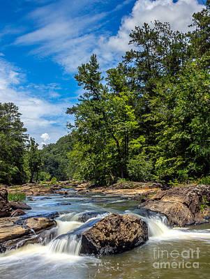 Photograph - Sweetwater Creek IIi by Bernd Laeschke