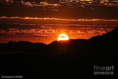 Photograph - Swelter Sunrise by Susan Herber