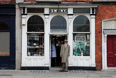 Swenys Chemist Shop, Where Leopold Art Print