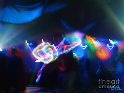 Photograph - Swerve And Rave by Feile Case