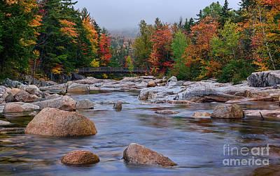 Photograph - Swift River II by Sharon Seaward