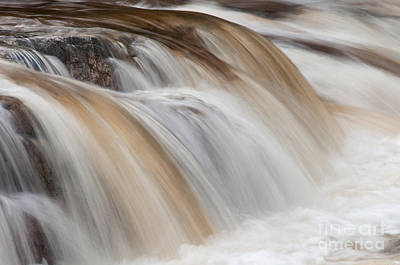 Photograph - Swift River Waterfall by Sharon Seaward
