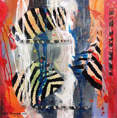 Painting - Swim Like A Fish IIi by Yael VanGruber