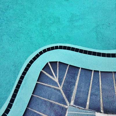 Swimming Pool Art Print