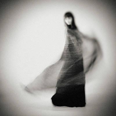 Blur Photograph - Swing by Mel Brackstone